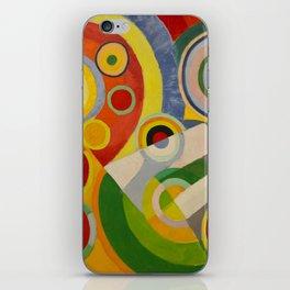 """Robert Delaunay """"Rythme, Joie de vivre"""" iPhone Skin"""