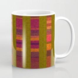 """Colorful Autumn Field"" Coffee Mug"