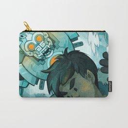 Aztec Gundam Carry-All Pouch