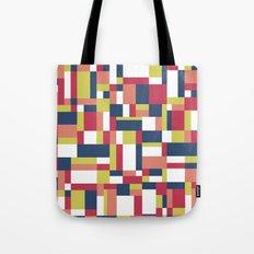 Map Matisse #1 Tote Bag