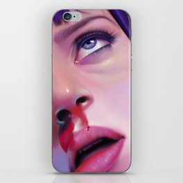 Mia Wallace - Pulp Fiction iPhone Skin
