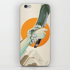 SERVITUDE iPhone & iPod Skin