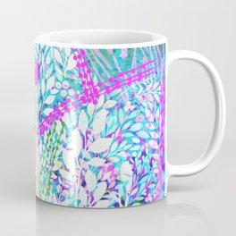 Colorful Lotus Coffee Mug