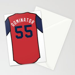 Dominic Leone Players' Weekend Jersey Stationery Cards
