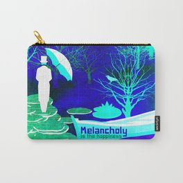 Melancholy 10 Carry-All Pouch