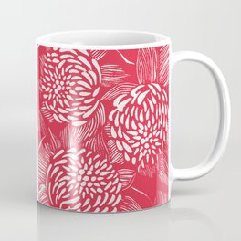 Waratahs Red Coffee Mug