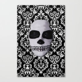 Fetching Fiend Canvas Print