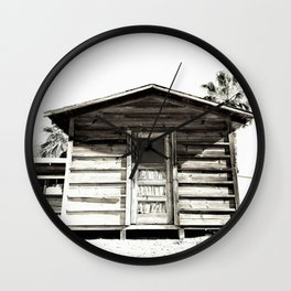 Shed Wall Clock