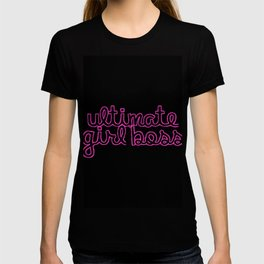 Ultimate Girl Boss T-shirt