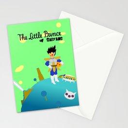 Little Prince of Saiyans Stationery Cards