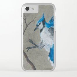 Up in Smoke Clear iPhone Case