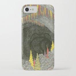 Color Cave iPhone Case