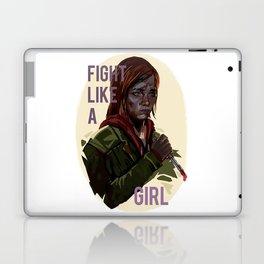 Ellie the last of us Laptop & iPad Skin