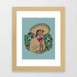 La Charra Framed Art Print