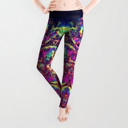 The Dragon Within Leggings