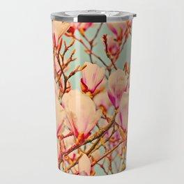 Magnolia of Love Travel Mug