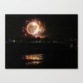 4th of July in Portland, Maine (5) Canvas Print