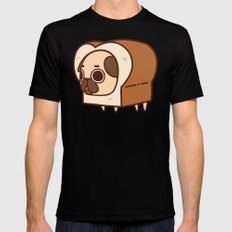 Puglie Loaf Black SMALL Mens Fitted Tee