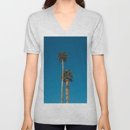 Palm Springs Palms Unisex V-Neck