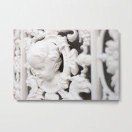 Angel on my door Metal Print