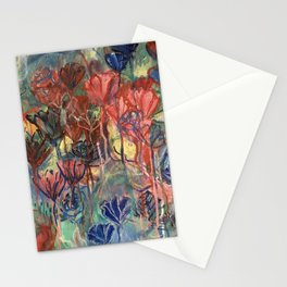 Bou-hoo-quet Stationery Cards