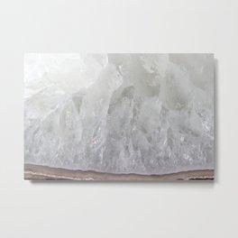 Crystalline 2 Metal Print