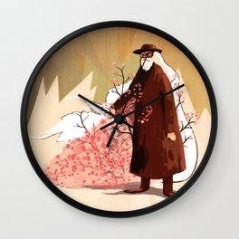 bagulnik Wall Clock