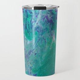 Abstract No. 465 Travel Mug