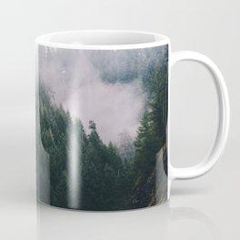 Forest Fog V Coffee Mug