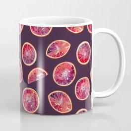 Blood Oranges- Plum Coffee Mug