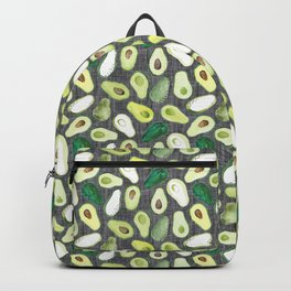 Avocados - Ash Grey Backpack