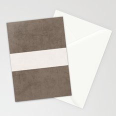 brown classic Stationery Cards