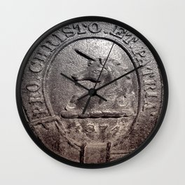1874 UNICORN Wall Clock