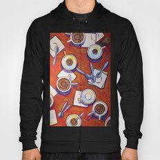 The Get Together ... Coffee Art Hoody