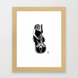 AniMusic (BUFFALO) Framed Art Print