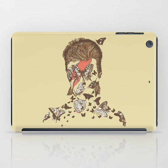 FACES OF GLAM ROCK iPad Case