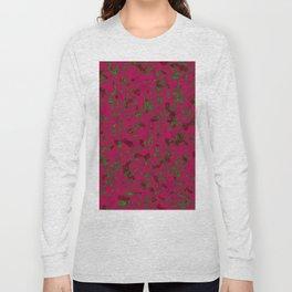 Rhubarb Spores Long Sleeve T-shirt