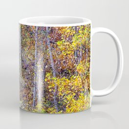 autumn branches Coffee Mug