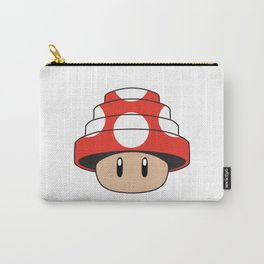 Are We Not Mushroom Carry-All Pouch