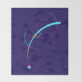 Separation and Unity Throw Blanket