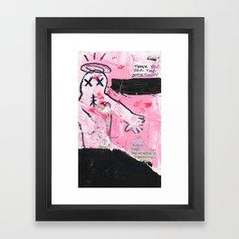 2 Might Framed Art Print