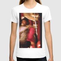 cuba T-shirts featuring Cuba Tuba by Sandra Ireland Images