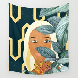 Soul searches all of your hiding places, pining to bring you home #painting Wall Tapestry