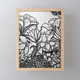 Botanical No. 1 Framed Mini Art Print