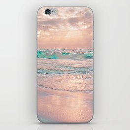 MORNING GLORY iPhone Skin