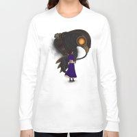bioshock Long Sleeve T-shirts featuring Bioshock Infinte by Shepaki