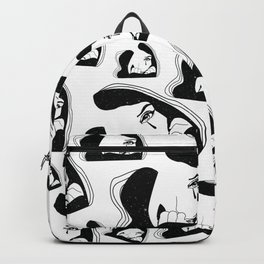 Drama Queen winter - space Backpack
