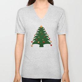 Christmas Holidays - LBC Unisex V-Neck