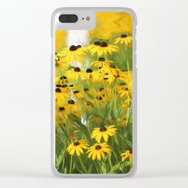 Wake Up Little Suzies Clear iPhone Case