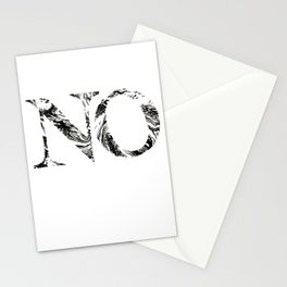 No marbled and fancy Stationery Cards